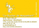 Le rucher de Moquebaril