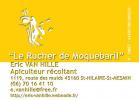 Le rucher de Moquebaril